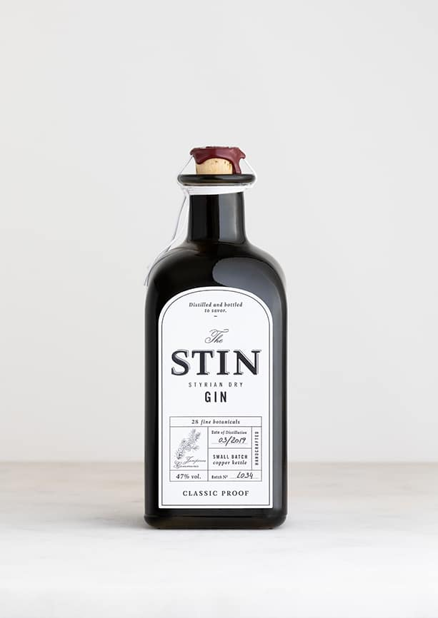 STIN Classic Proof