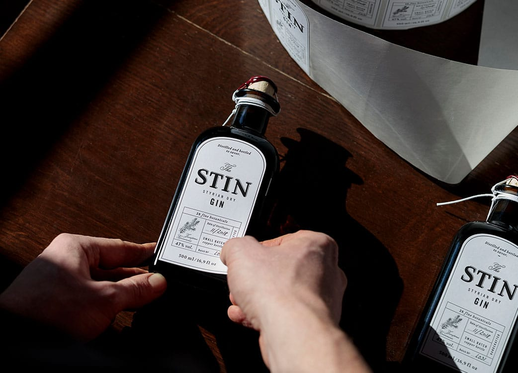 STIN Labelling