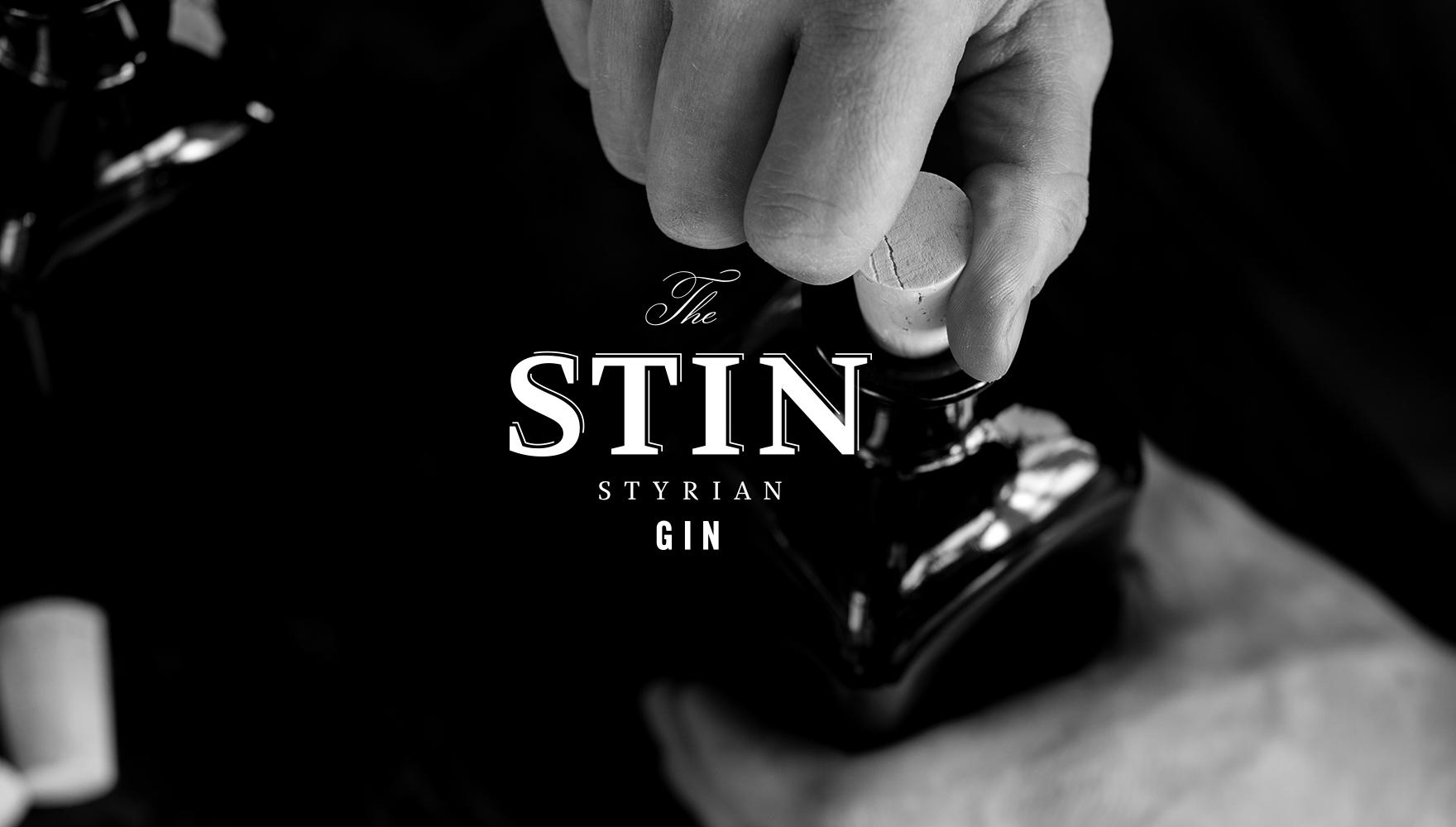 The STIN – Styrian Gin